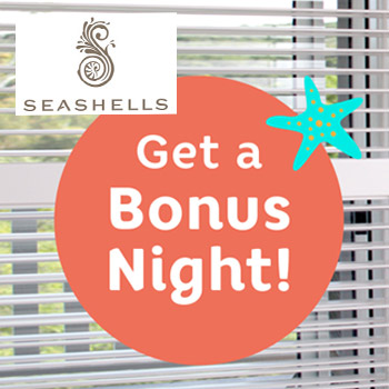 Seashells Broome Special Offer