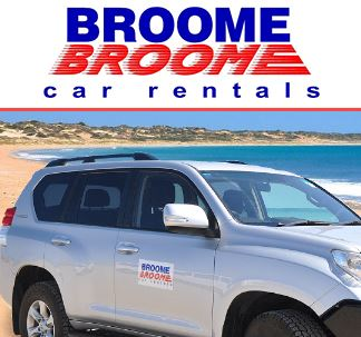 Broome Broome Car Rentals Special offer