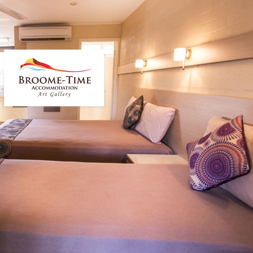 Broome time accommodation special offer