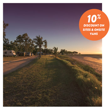 Discovery Parks Broome special offer