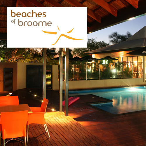 Beaches of Broome accommodation special offer