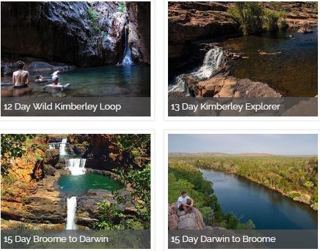 Kimberley Wild Expeditions Special Offer