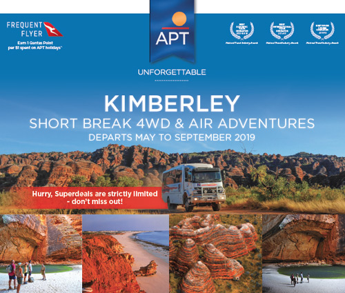 APT Kimberley Short Break