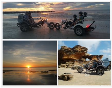 Broome Trike Tours special offer