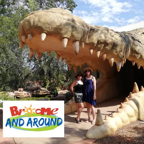 Image - Broome and Around Crocodile Park tour