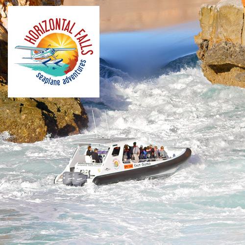 Horizontal Falls Seaplane Adventures special offer