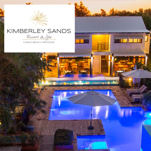 Kimberley Sands Broome Getaways special offer