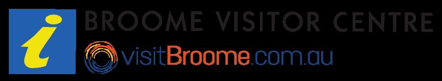 Visit Broome logo